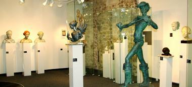 Expozícia výtvarných diel Arthura Fleischmanna