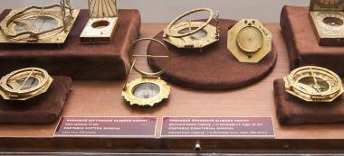 Expozícia Múzea hodín