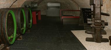 Expozícia Múzea vinohradníctva