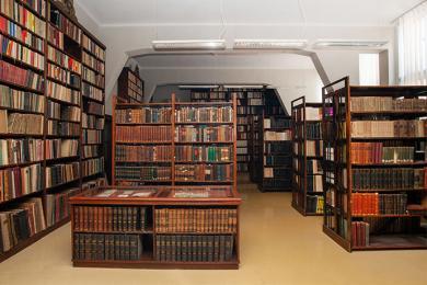 Odborná knižnice