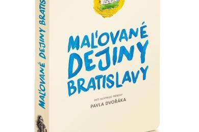 Publikácia kprogramu Maľované dejiny Bratislavy