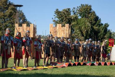 Rímske hry 2018, Múzeum Antická Gerulata Rusovce