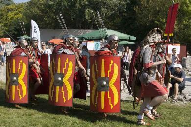 Prišli k nám Rimania
