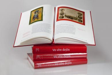 Vo víre dejín publikácia MMB