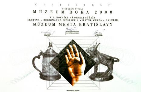 Múzeum roka 2008