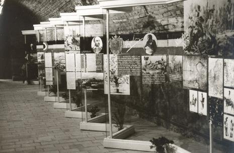 Výstava Veľká francúzska revolúcia na hrade Devín, 1989
