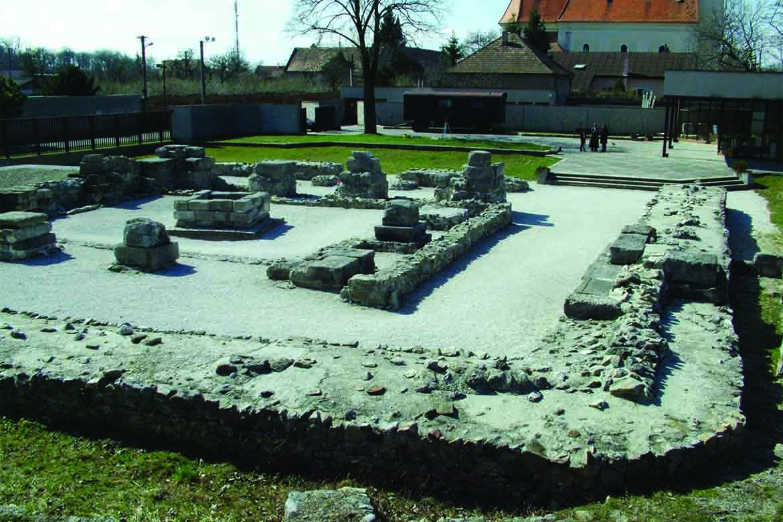 Areál Múzea Antická Gerulata Rusovce