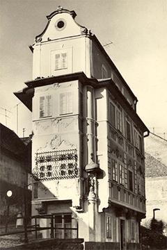 Dom u Dobrého pastiera, 1967
