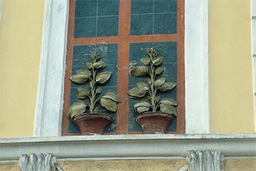 Dom u Dobrého pastiera, iluzívne okno