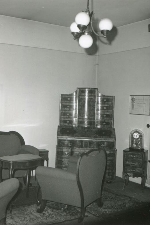 Expozícia Múzea Janka Jesenského, 60. roky 20. storočia