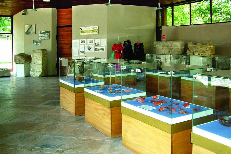 Expozícia Múzea Antická Gerulata v Rusovciach