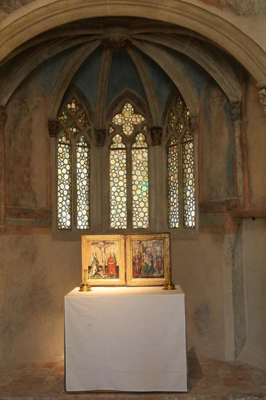 Gotická kaplnka