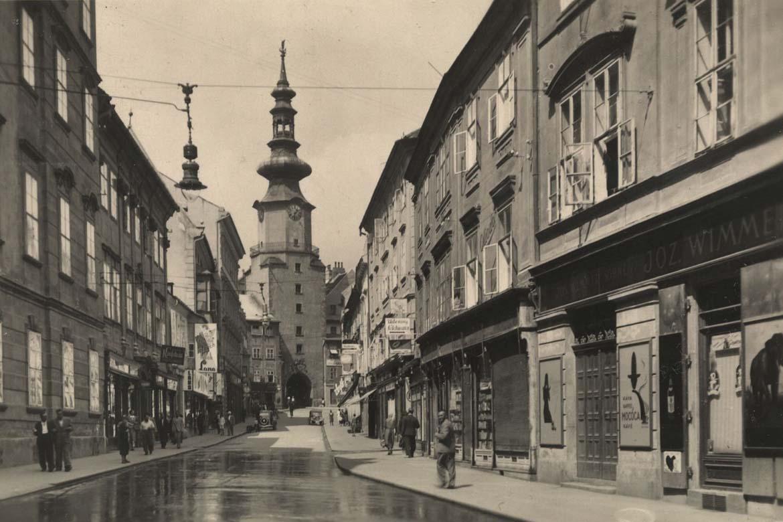 Michalská ulica 1935 - 1940