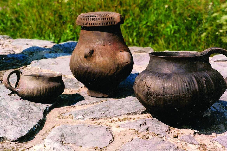 Nádoby bádenskej kultúry, eneolit