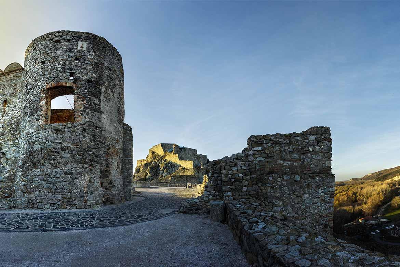Národná kultúrna pamiatka hrad Devín