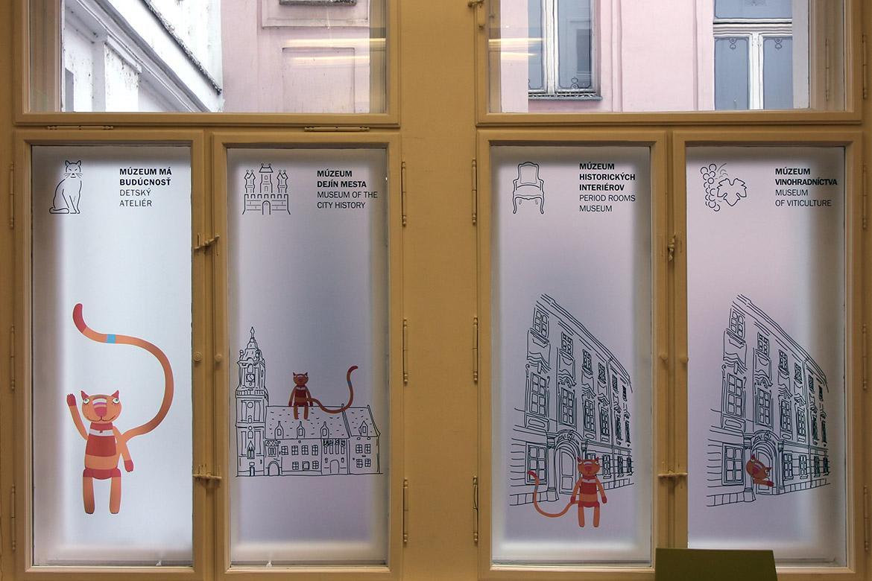 Okná Ateliéru Múzeum má budúcnosť