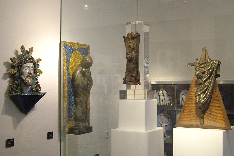 Pohľad do expozície Múzea Arthura Fleischmanna