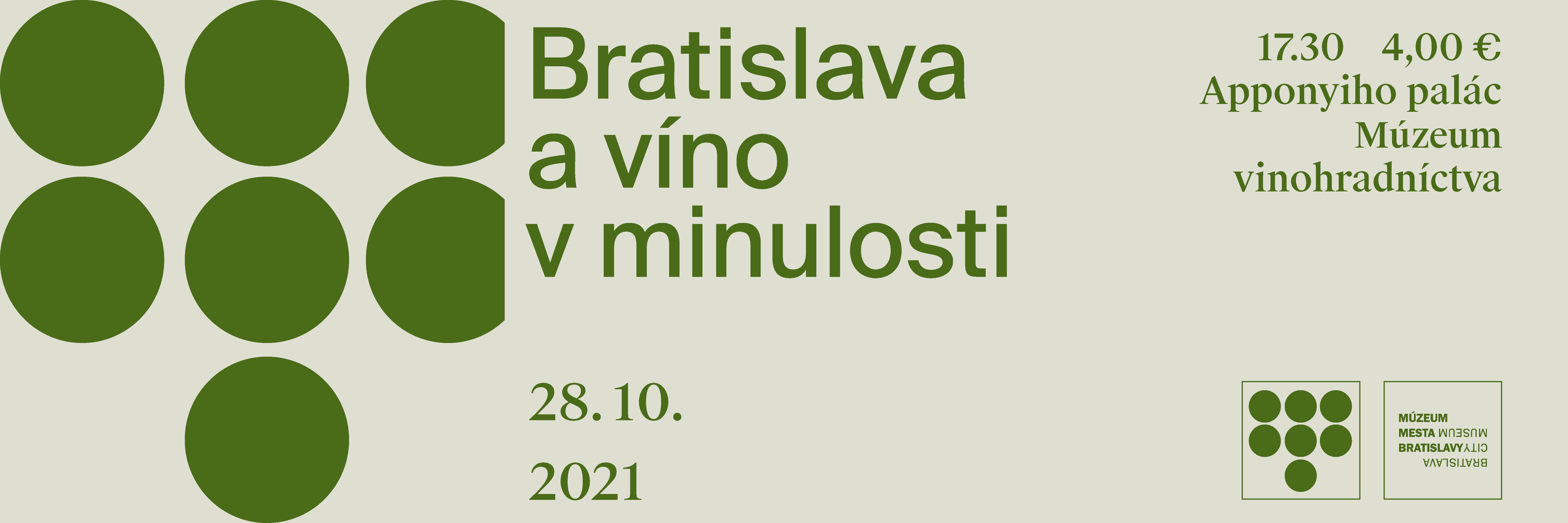 Bratislava a víno v minulosti
