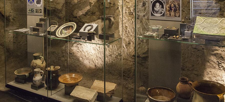 Expozícia Hrad Devín v 13. – 20. storočí