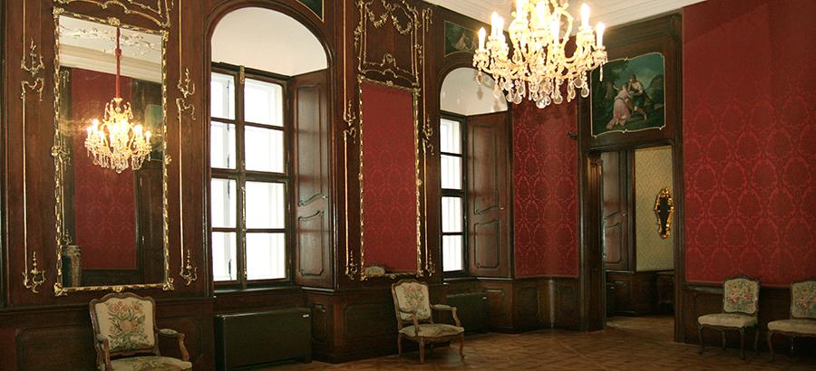 Expozícia Múzeum historických interiérov