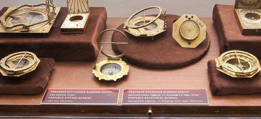 Expozícia Múzeum hodín