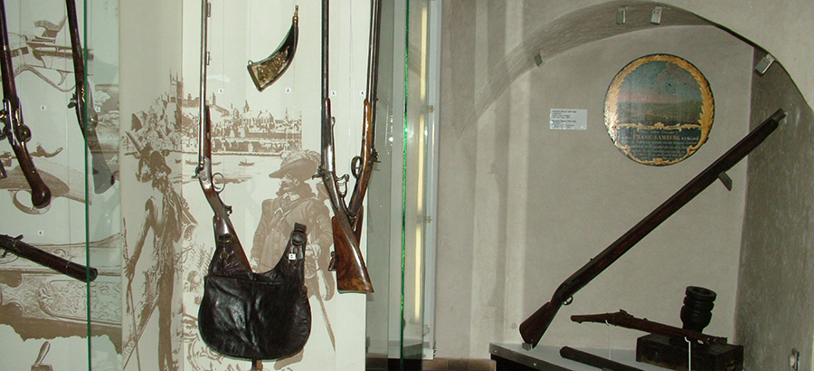 Exhibition of the Museum of Arms